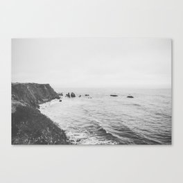 CALIFORNIA COAST Canvas Print