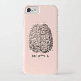 Use it well iPhone Case