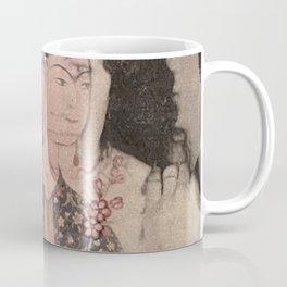 Ozra and Flower Lady Coffee Mug