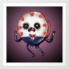 Peppermint Butler :: The Dark One Art Print