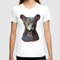 robin T-shirts featuring Little Bear by Amy Hamilton
