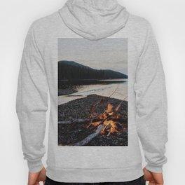 Fox Lake Campfire Hoody