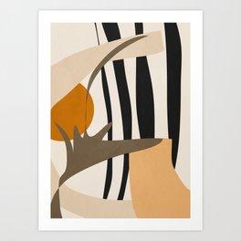 Abstract Art2 Art Print