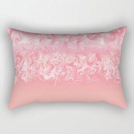 Coral Storm Rectangular Pillow