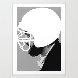 Stanley Kubrick Art Print