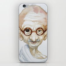 Gandhi iPhone & iPod Skin