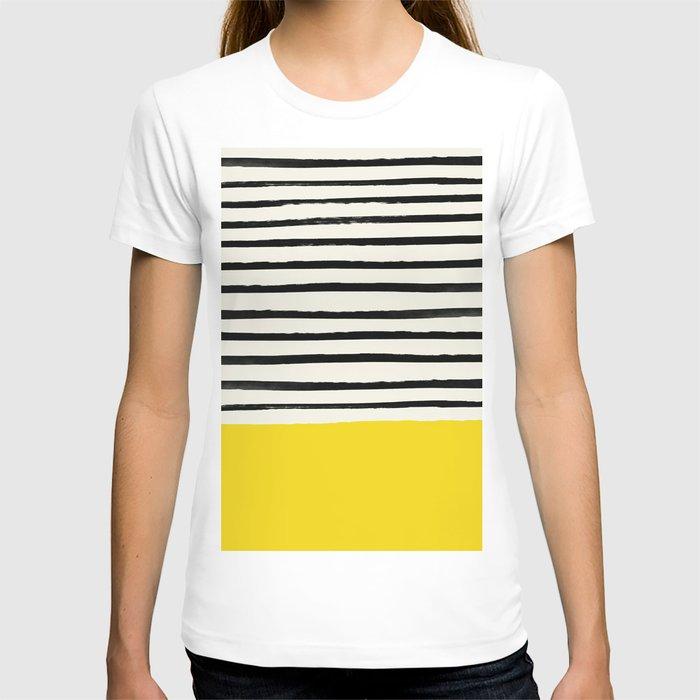 Sunshine x Stripes T-shirt
