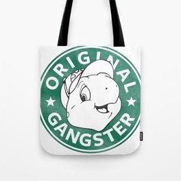 Franklin The Turtle - Starbucks Design Tote Bag