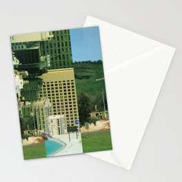 city unreal · step 2 Stationery Cards