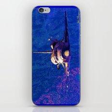 Space shuttle orbit iPhone & iPod Skin