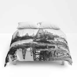 Los Angeles, Toluca Street, ca.1895-1901 Comforters