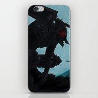 berserk iPhone & iPod Skins featuring Berserk Armor by Yvan Quinet