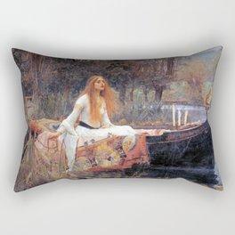 Lady Guinevere Rectangular Pillow
