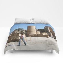 Temple of Luxor, no. 28 Comforters