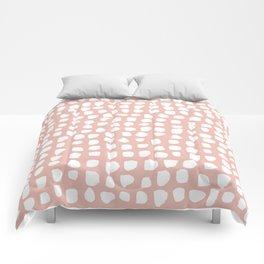 Dots / Pink Comforters
