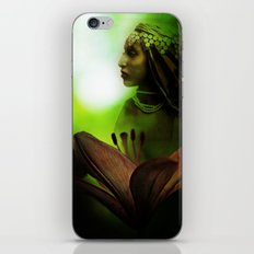In the Secret of Your Glance iPhone & iPod Skin