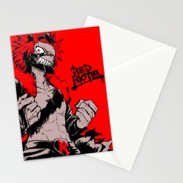 RED RIOT / KIRISHIMA EIJIRO - MY HERO ACADEMIA Stationery Cards