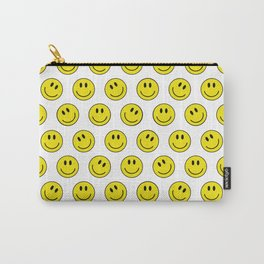 Smiley M Carry-All Pouch