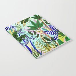 Jungle Vibes Notebook