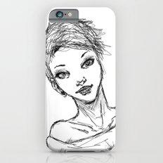 Marie iPhone 6s Slim Case