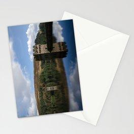 Derwent dam upper level Stationery Cards