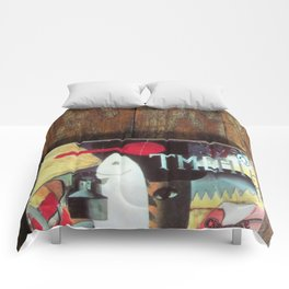 The Art of Reading Comforters