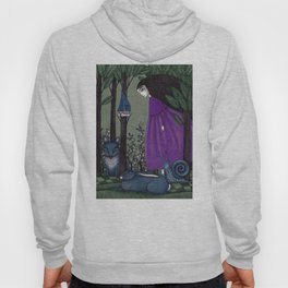 There is a Place in the Woods... Hoody
