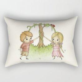 Hope Unites Rectangular Pillow