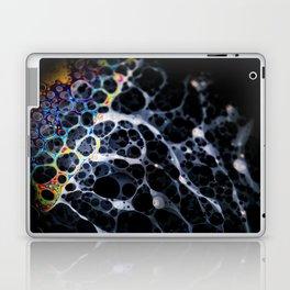 Metallic Rainbow Bubble Patterned Jellyfish Laptop & iPad Skin