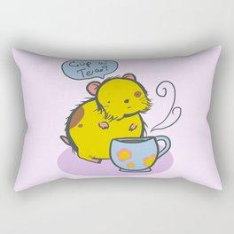 Cup a' Tea? Rectangular Pillow
