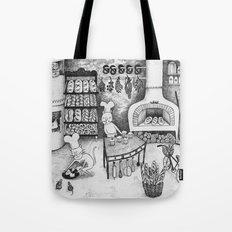 Baking Cats Tote Bag