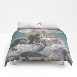 The great nature Comforters