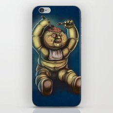 Tubby Zombie iPhone & iPod Skin
