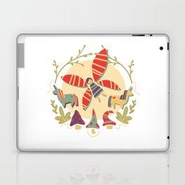 Fairy tales night stories Laptop & iPad Skin
