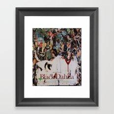 Dhaila Framed Art Print