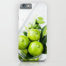 Limes iPhone 6s Slim Case