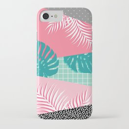 Palm Springs #society6 #decor #buyart iPhone Case