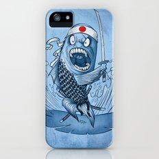 Samurai sushi iPhone (5, 5s) Slim Case