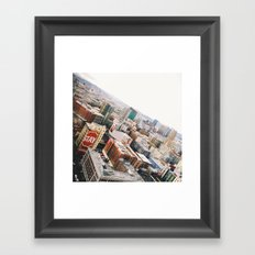 Stay Framed Art Print