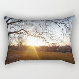 Sunset Park, Brooklyn Rectangular Pillow