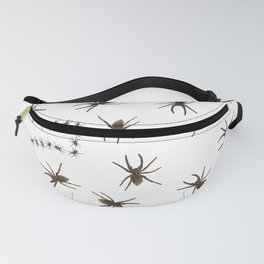 House spiders Fanny Pack