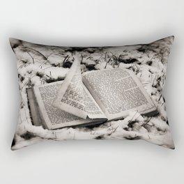 Read To Me Rectangular Pillow