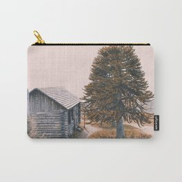 The cabin and the tree Carry-All Pouch