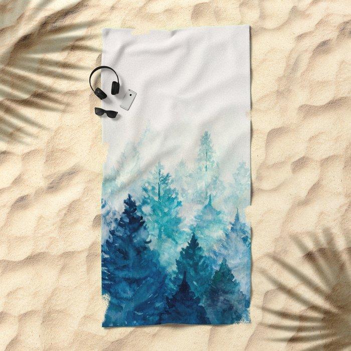 Fade Away Beach Towel