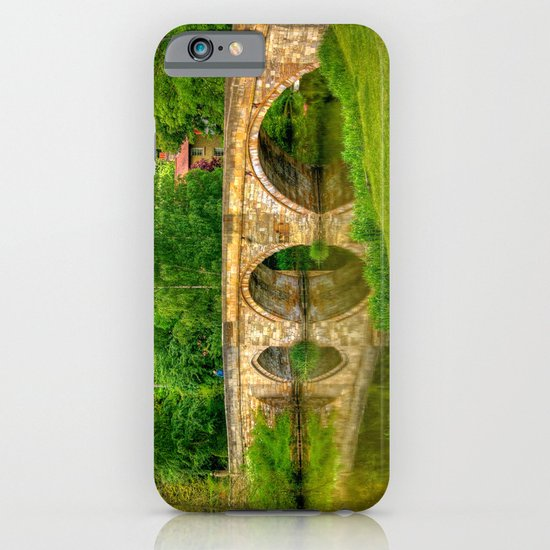 Kirkham Bridge - River Derwent  iPhone & iPod Case