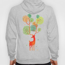 For the tree is the forest Hoody