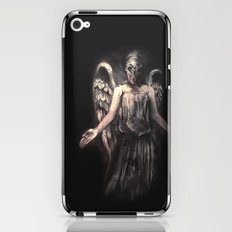 I've Forgotten Why I Shouldn't Blink iPhone & iPod Skin