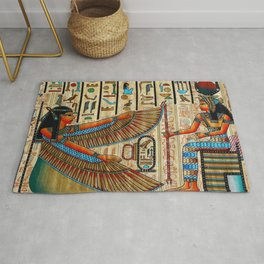 Egyptian - Isis Rug