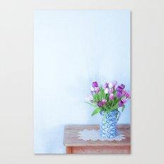 Exhilaration of Spring Canvas Print