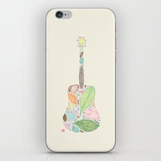 Let your Guitar Sing iPhone & iPod Skin